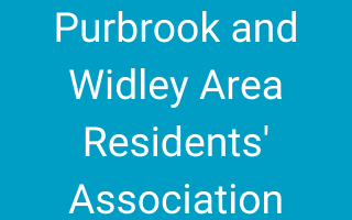 Purbrook and Widley Area Residents' Association